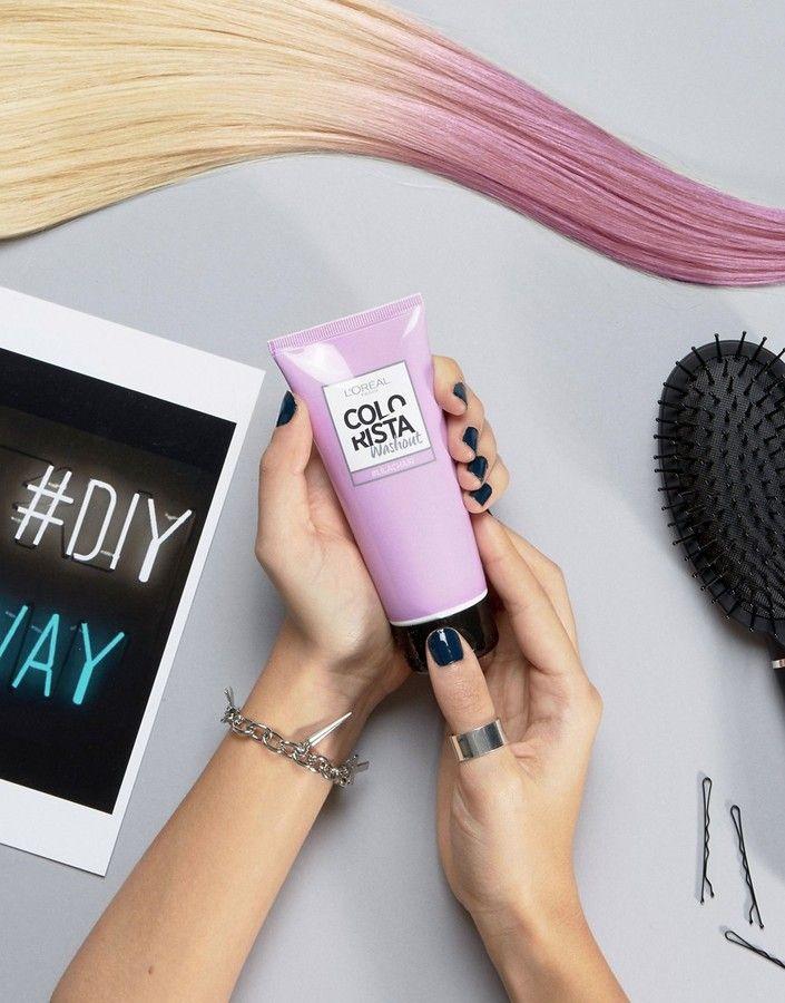 LOral Paris Colorista L'Oreal Paris Colorista Wash Out Hair Color - Lilac