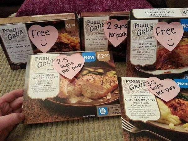 18 Best Images About Slimming World Ready Meals On Pinterest
