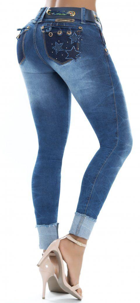Jeans levanta cola NYE 62768