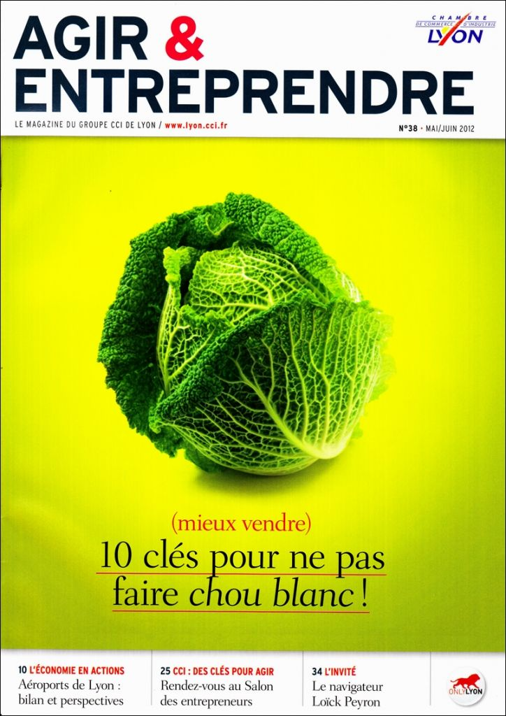 Agir et Entreprendre - CCI Lyon #jetudielacom