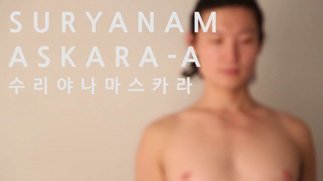 SURYANAMASKARA A - Truthyoga / Seung Wook  http://www.truthyoga.co.kr