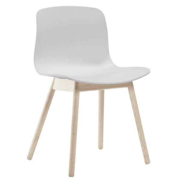Ideal Hay About a Chair AAC stoel met gezeept onderstel