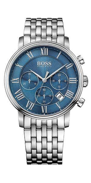 BOSS Armbanduhr 1513324 versandkostenfrei, 100 Tage Rückgabe, Tiefpreisgarantie, nur 375,00 EUR bei Uhren4You.de bestellen