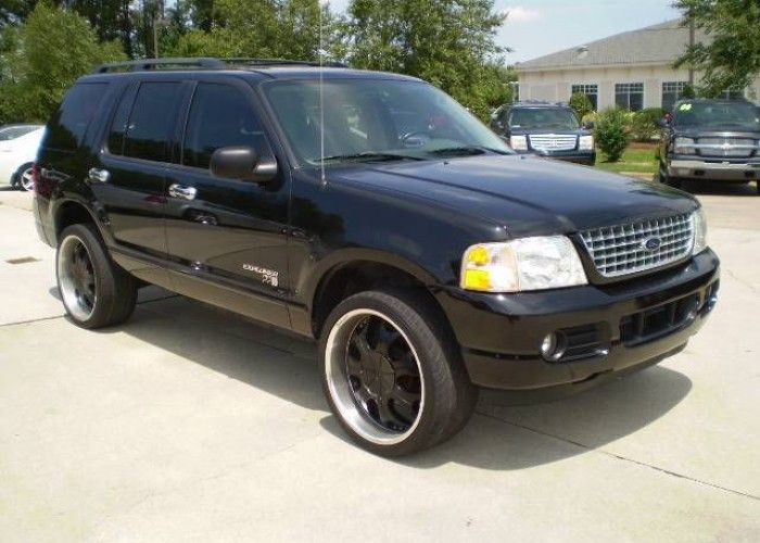 2004 ford explorer | 2004 Ford Explorer XLT for Sale in Smithfield, North Carolina ...