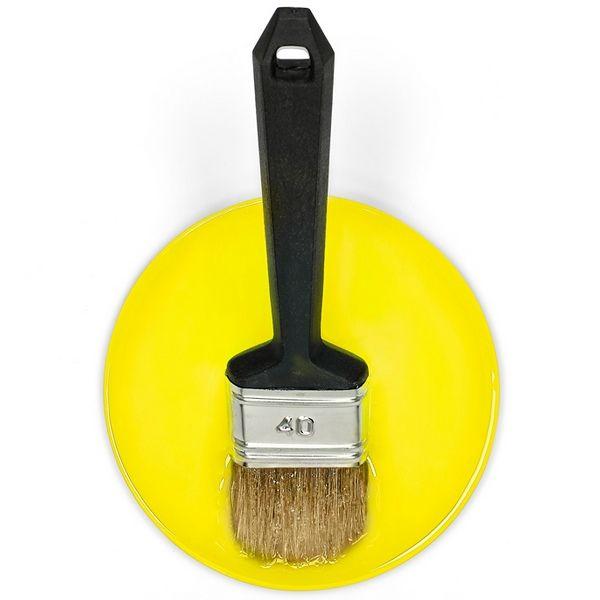 vente de patre jaune design pinceau soonsalon design portemanteaux et patres design meubles - Patere Colore
