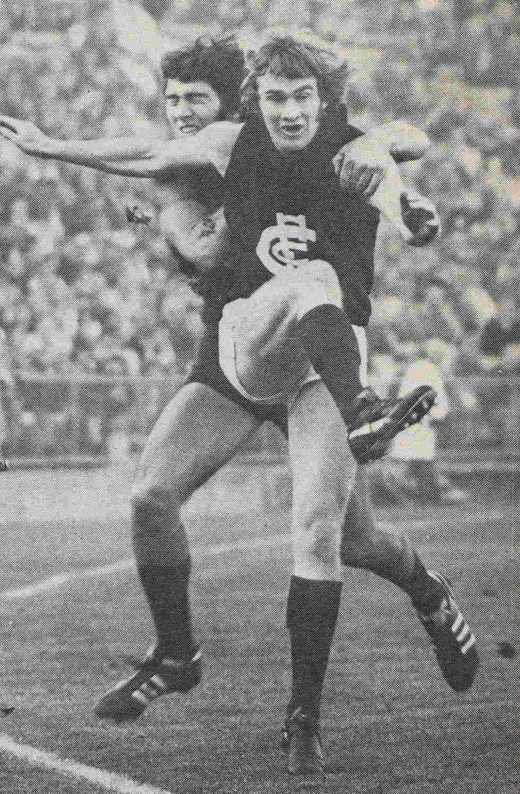 Trevor Keogh - 208 games