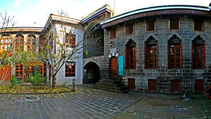 Ziya Gökalp Evi | Diyarbakır Valiliği Kültür Turizm Proje Birimi