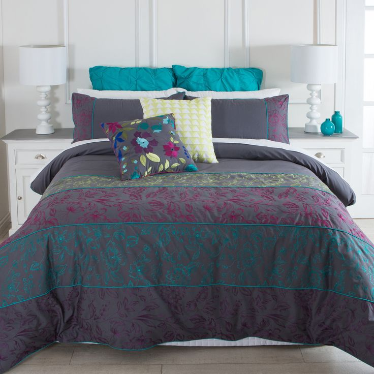 Opulence Quilt Cover Set