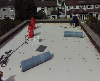 Flat Roof Insulation Cork