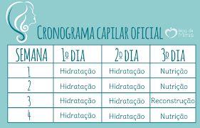 Doutor Cabelo: Tudo sobre Cronograma Capilar, Nutrição capilar e ...