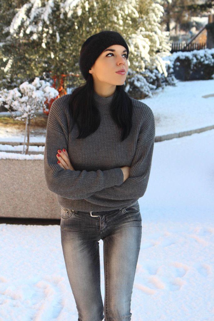 La bellissima Stefania Bravi indossa il jeans Pois #blog #blogger #style #fashion #ootd
