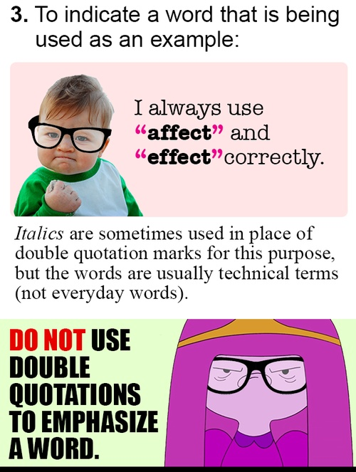 28 best Quotation Marks images on Pinterest School, Teaching - why quotation are used