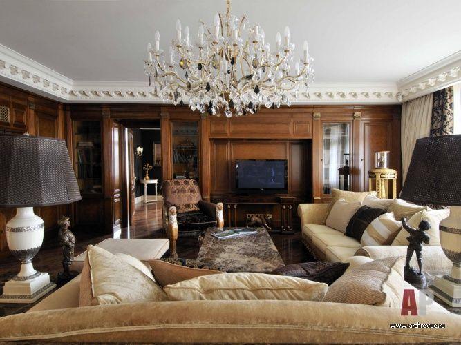#Design #interior of an #apartment  in classic style (14 photos) | Дизайн интерьер квартиры в классическом стиле (14 фото)