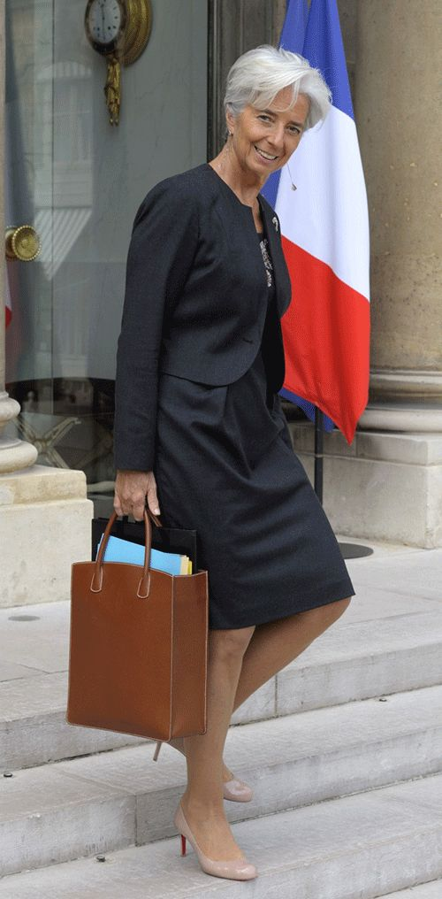 17 Best Images About Christine Lagarde Fashion Amp Style