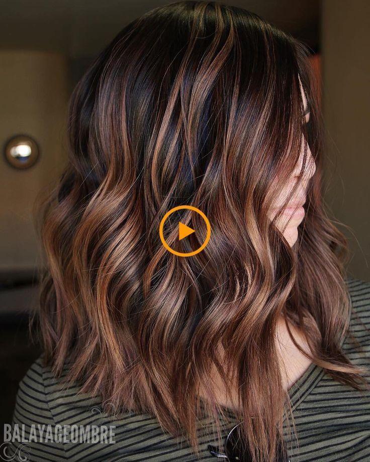 10 Balayage-Ombre lange Frisuren von subtil bis atemberaubend - # hair # hair ...#atemberaubend #balayageombre #bis #frisuren #hair #lange #subtil #von