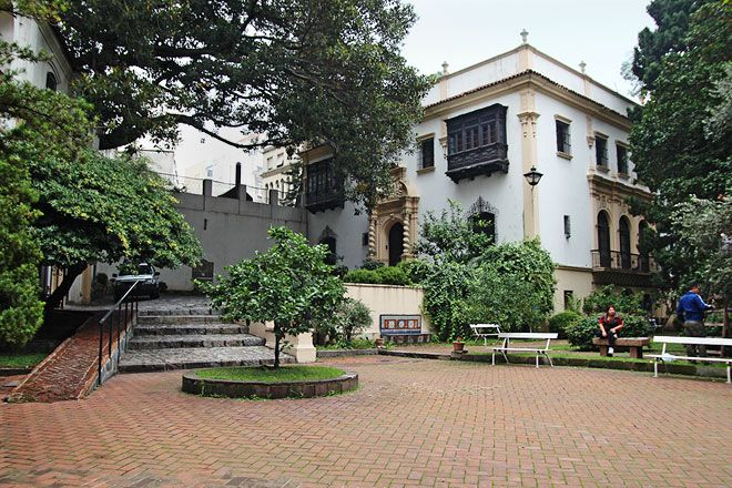 Museo Fernandez Blanco, Ciudad Autónoma de Buenos Aires.