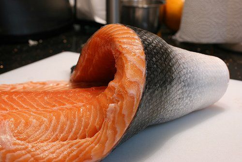 Another Lox Recipe: Homemade Lox, Fish Recipes, Lox Recipe, Salty Side