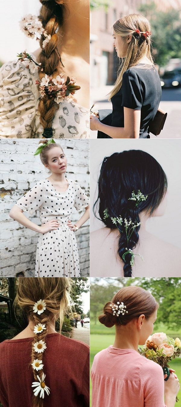 exPress-o: Easter hair blooms