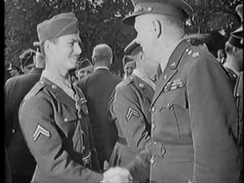 Medal of Honor - Doss - YouTube | Desmond Doss - WWII ...