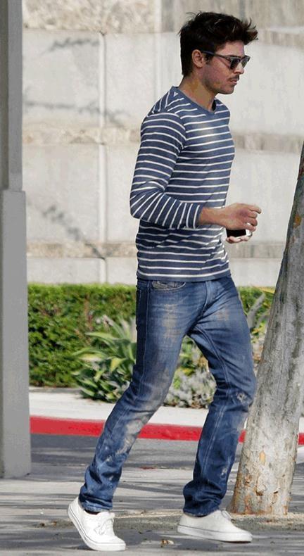Zac Efron In Diesel Fashionable Male Sense Pinterest