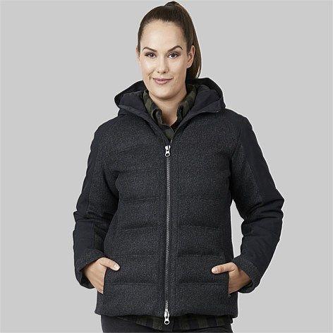 Risultati immagini per wool down jacket