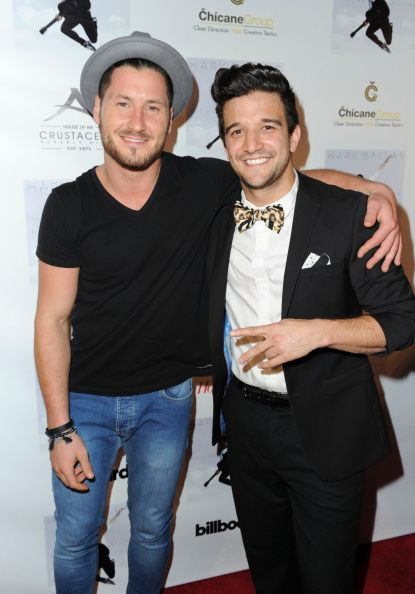 "Val and Mark || Mark Ballas Debuts EP ""Kicking Clouds"" KOOL YOU BOTH ARE SMOKING HOT"
