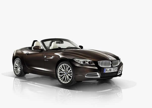 BMW Z4 Pure Fusion Design set for NAIAS debut - Speed Carz