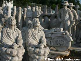 24 Best Images About Concrete Mold Making On Pinterest Garden Statues