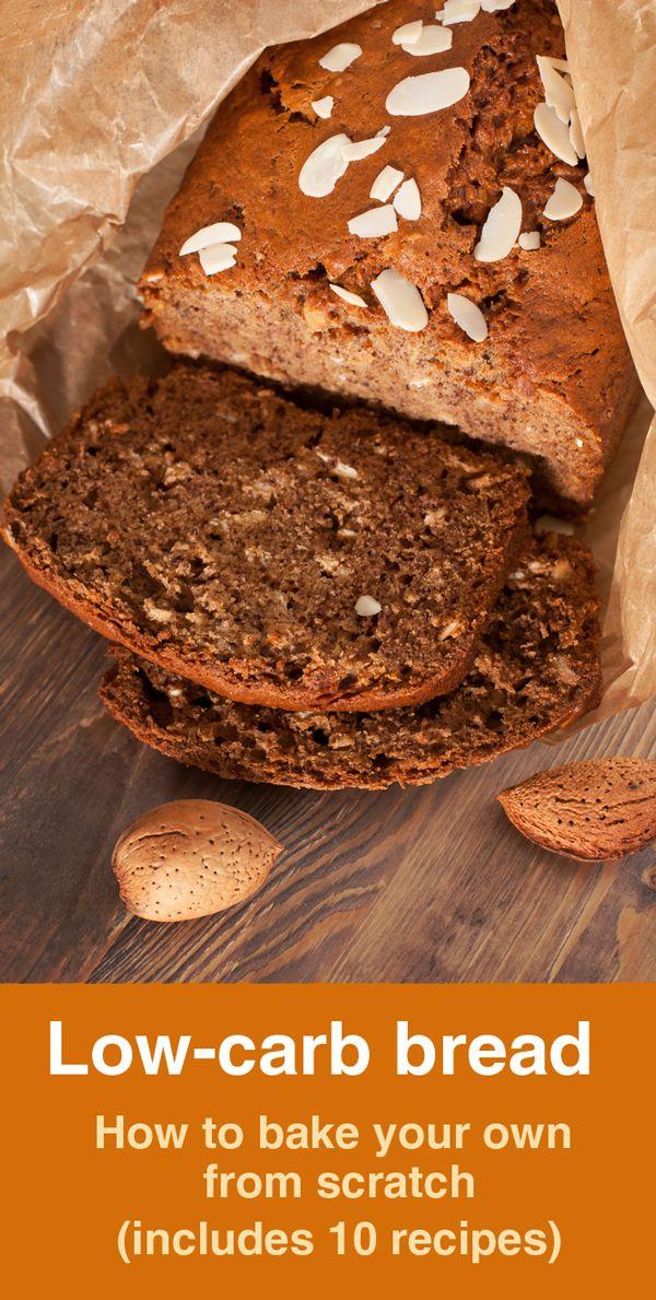 Low-carb bread – Low Carb Diet Shop
