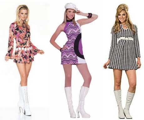 modelos de vestidos años 60 - Buscar con Google