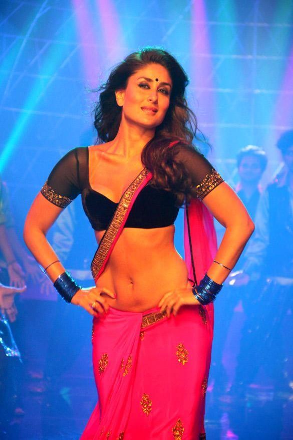 Kareena Kapoor does an 'Item Number' Halkat Jawani (mischievous, audacious youth) for her upcoming Film 'Heroine'