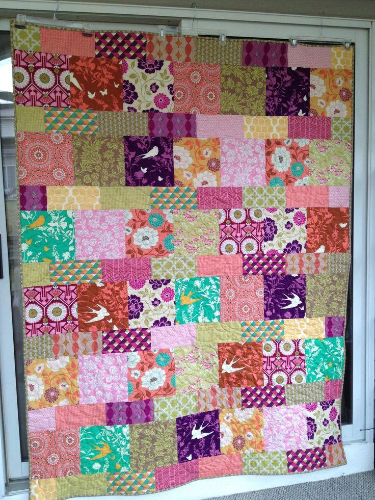 Pick A Bunch Layer Cake Fabric
