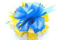 How to Make Cheerleading Hair Bows | eHow