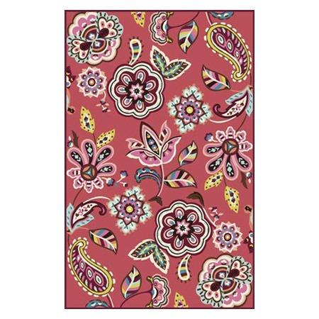 I pinned this Call Me Coral Indoor/Outdoor Rug from the Vera Bradley u0026 More