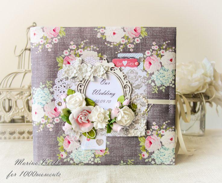 Beautiful Scrap: Свадебный альбом
