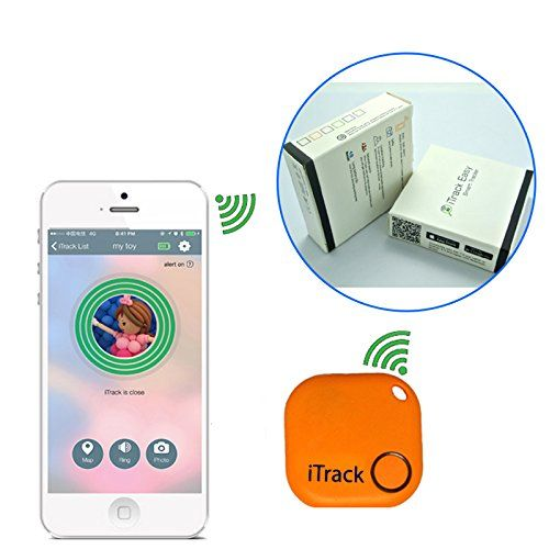 Key Finder Gps Bluetooth Tracker By Itrack Easy Anti Lost Device To Track Items