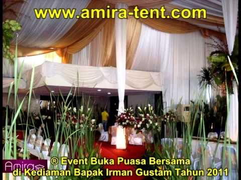 Sewa Tenda Dekorasi VIP*Penyewaan Alat-alat Pesta*Tenda Flapon*Tenda Ker...