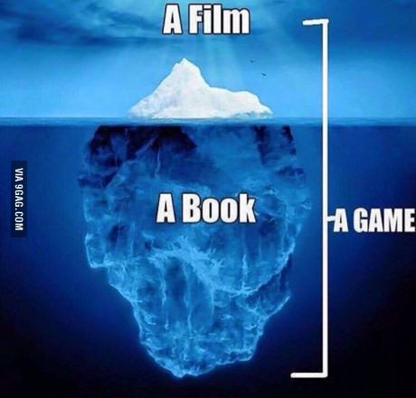 True Gamers will know.