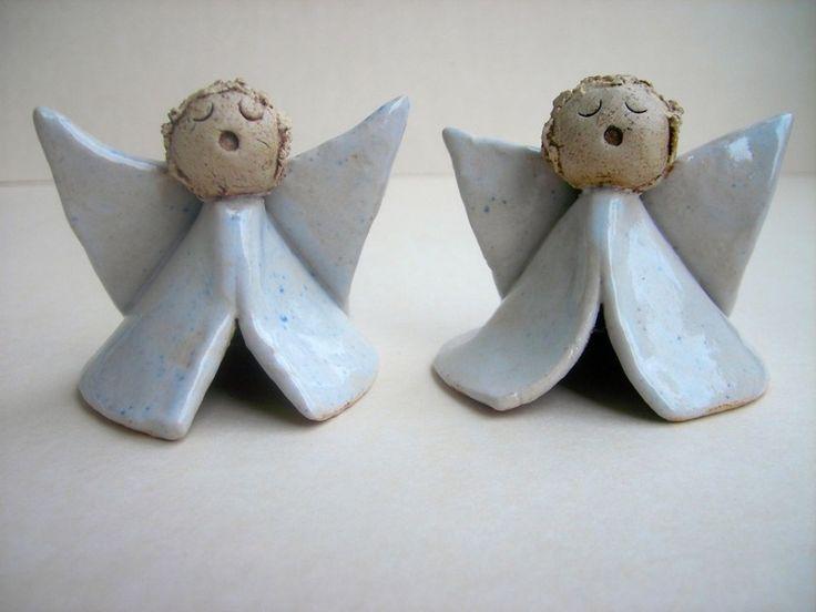 ☆ Kleines Engelchen ☆ Keramik von Beck-Keramik auf DaWanda.com