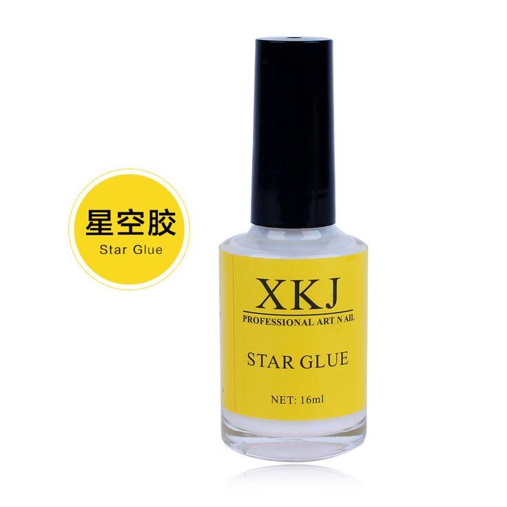 Promo 2 pcs Pro Nail Art Glue for Foil Sticker Nail Transfer Tips Adhesive 15ml Glue. Click visit to check price #NailGel