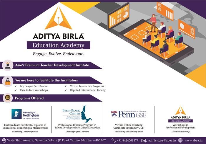AdityaBirla Education Academy Introduces Professional