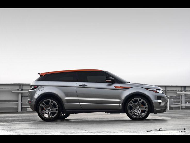 range rover custom | 2012 A Kahn Design Range Rover Evoque - Side - 1024x768 - Wallpaper