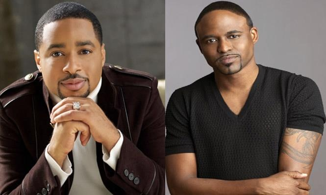 Smokie Norful & Wayne Brady will be on the special Father's Day edition of Lift Every Voice this Sunday, June 16 @ 10am!