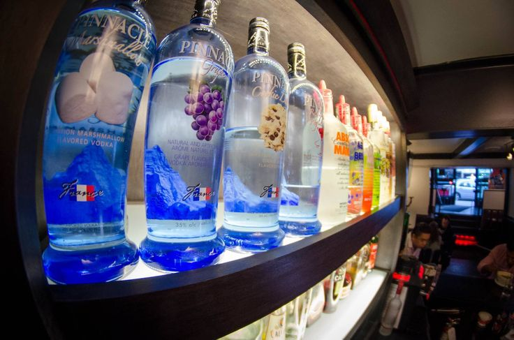 Stop by and let us mix you a drink! We have a large drink menu! #YYCLiving #YYC