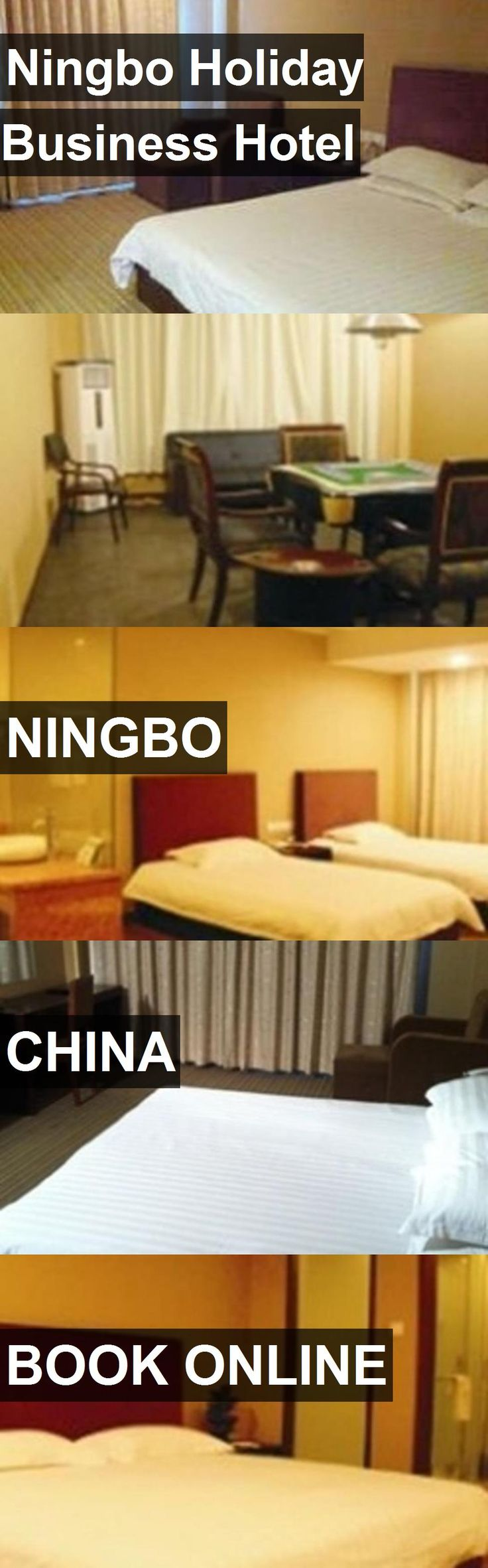Hotel Ningbo Holiday Business Hotel in Ningbo, China. For more information, photos, reviews and best prices please follow the link. #China #Ningbo #NingboHolidayBusinessHotel #hotel #travel #vacation