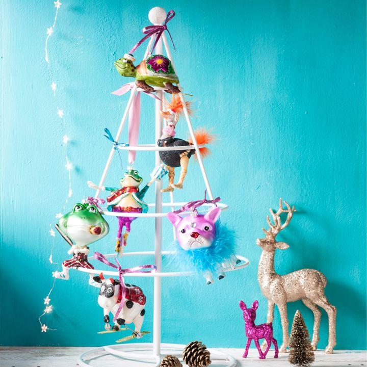Geef een speelse draai aan je kerst #vrolijkekerst #intratuin