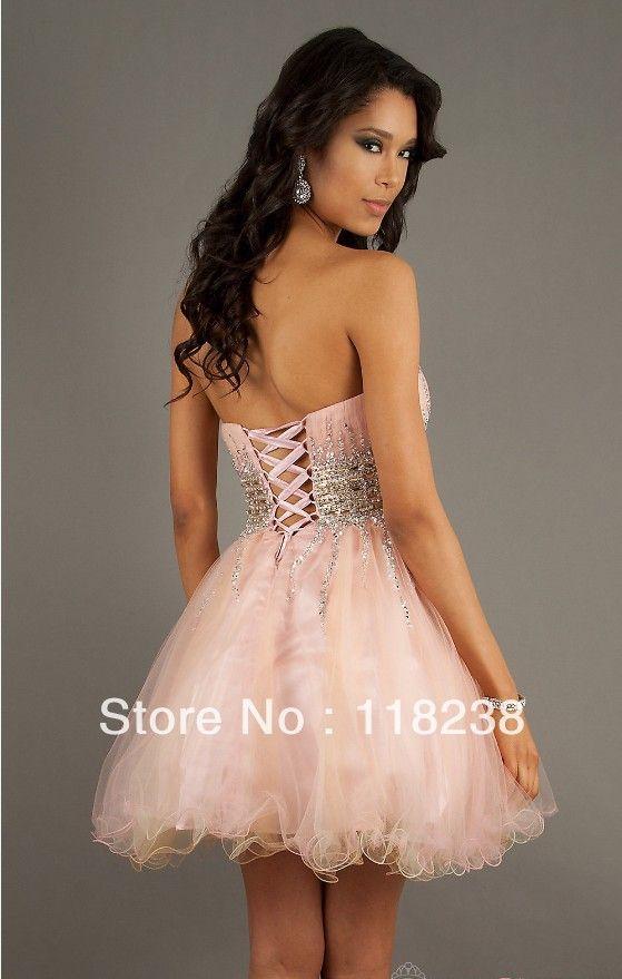 Más de 1000 ideas sobre Vestidos De Color Rosa Pálido en Pinterest
