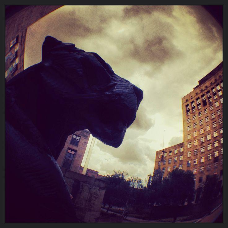 Lomo walk around the city!!