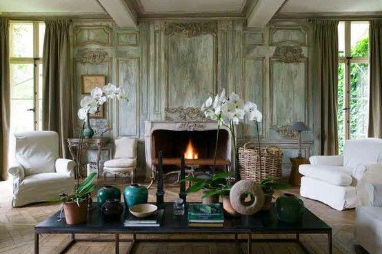 Belgian interior by antonia