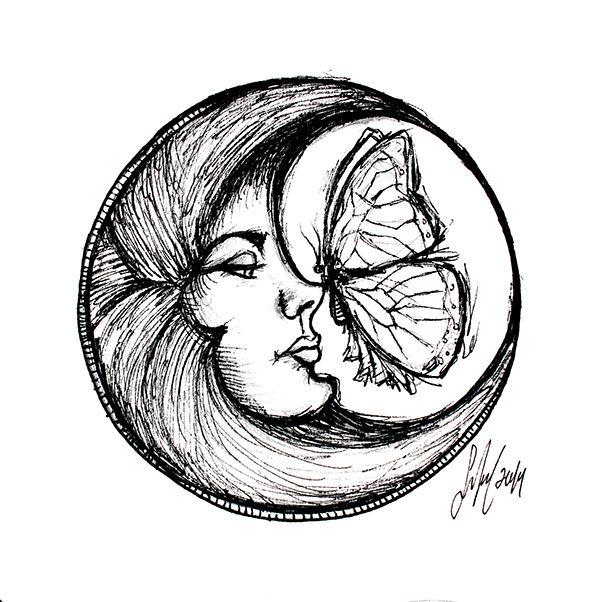 Sofia´s SketchBook on Behance  Se dice que la Luna representa la naturaleza emocional del individuo, que caracteriza al niño interior que todos llevamos dentro e incluso el pasado, nuestro pasado y como este nos transforma con el tiempo en lo que somos actualmente.    Este es un proyecto muy especial, habla sobre sueños, fantasías, ilusión y misterio. Es uno de mis sketchbooks favoritos.   Sofia Castellanos Art ©